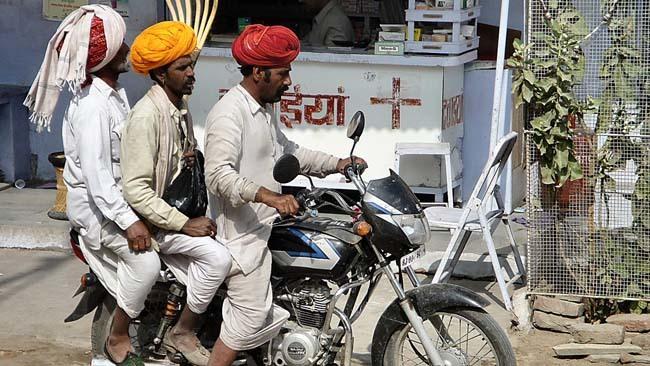 Motos fabricadas en India
