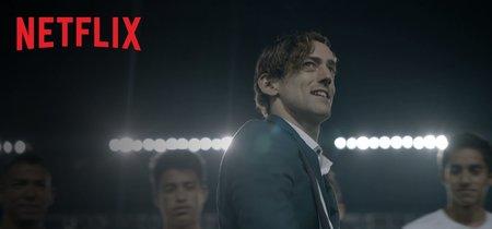 La segunda temporada de 'Club de Cuervos' se estrena en Netflix el 9 de diciembre