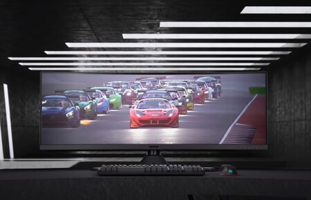 """¿Buscas monitor ultrapanorámico para jugar? Ojo porque este Lenovo de 43"""", curvo y con 144 Hz está rebajado 400 euros"""
