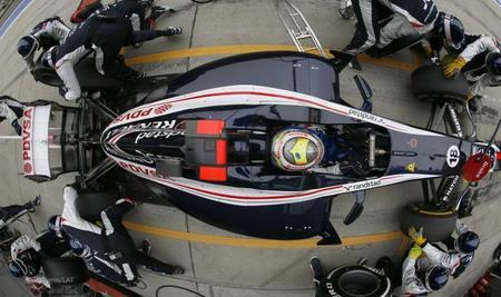 Mike Coughlan: el bajo rendimiento de Williams no fue culpa de los pilotos