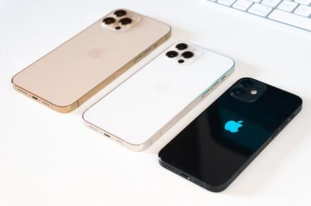 Iphone 12 3 Tamanos