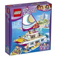 El set de Lego Friends: Catamarán tropical está rebajado en Amazon a 63,92 euros con envío gratis