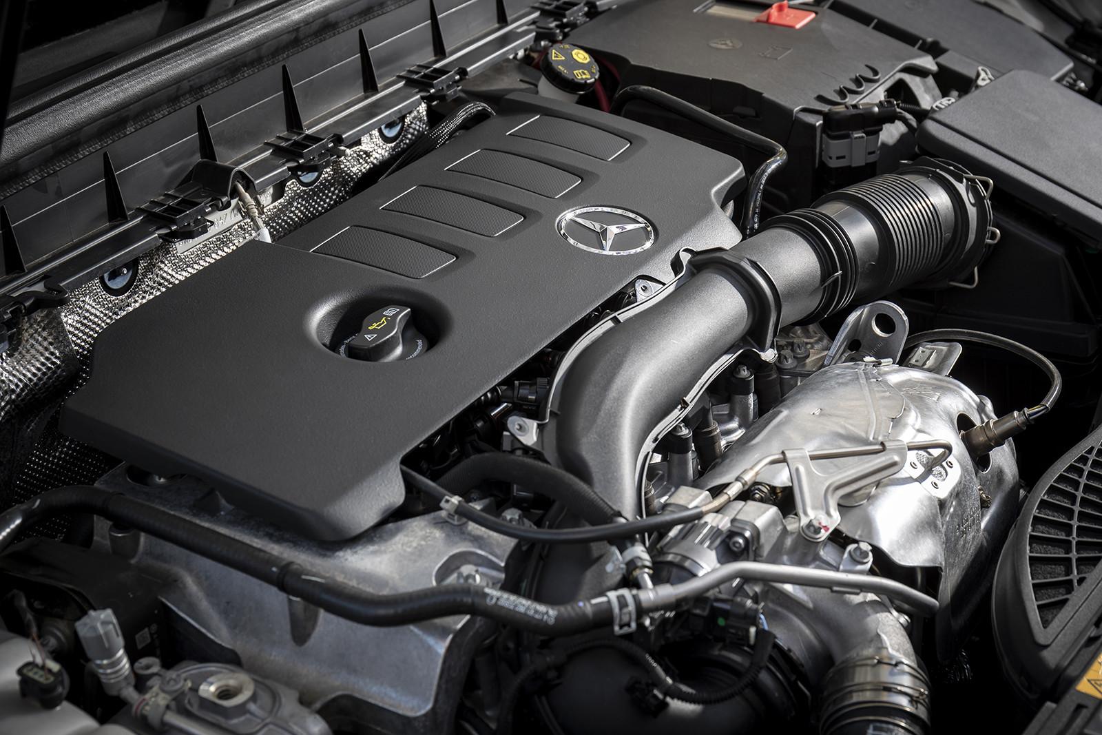 Foto de Mercedes-Benz GLB 250 4MATIC (lanzamiento) (39/39)