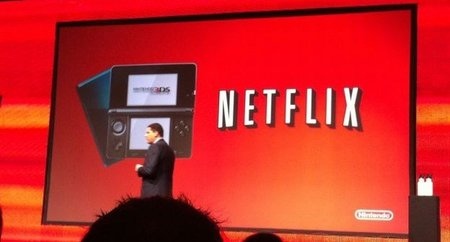 Netflix en Nintendo 3DS se confirma para este verano en Estados Unidos