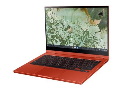 Samsung Galaxy Chromebook 2: el primer Chromebook con pantalla QLED es un convertible de 13,3 pulgadas, WiFi 6 y altavoces estéreo