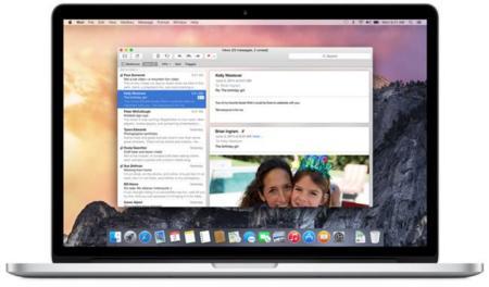 Mail en Yosemite podría estar consumiendo demasiada memoria en tu Mac