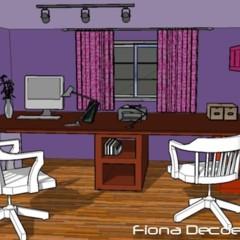 Foto 11 de 14 de la galería hazlo-tu-mismo-un-escritorio-con-una-encimera-de-cocina en Decoesfera