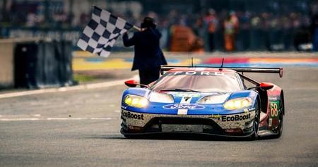 Ford GT en Le Mans 2016