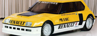 El Renault 5 Turbo II PPG Pace Car es el safety car más cool de la historia