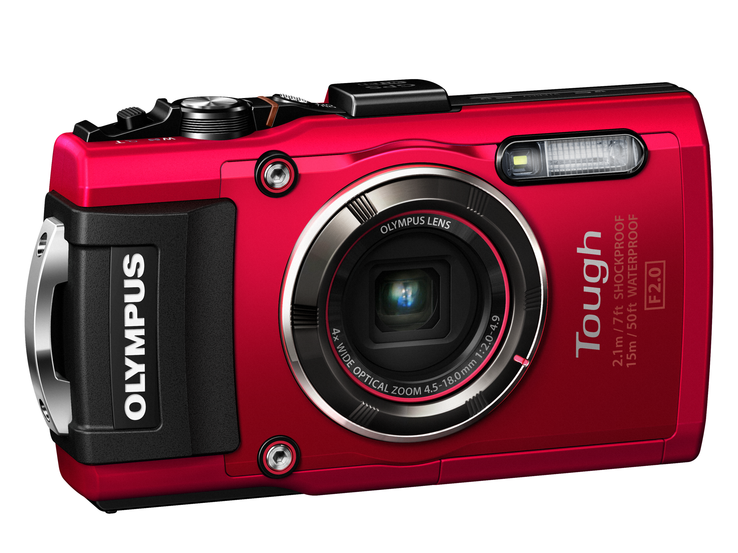 Olympus Stylus Tough 4