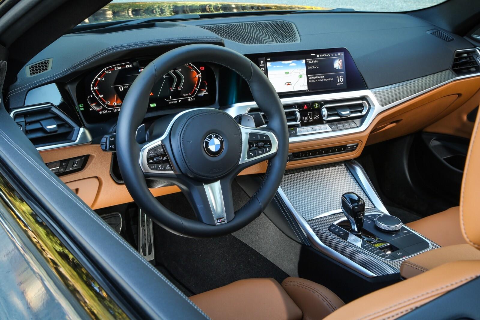 Foto de BMW Serie 4 Coupé (presentación) (20/85)