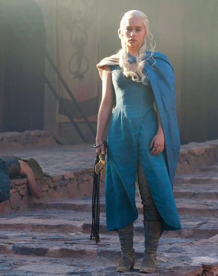 Daenerys Targaryen Estilo Temporada 4