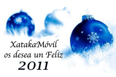 Xataka Móvil os desea un Feliz Año 2011