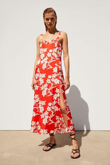 Zara Vestidos Flores 10