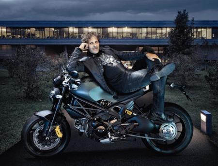 Diesel y Ducati juntos en la colección cápsula Monster