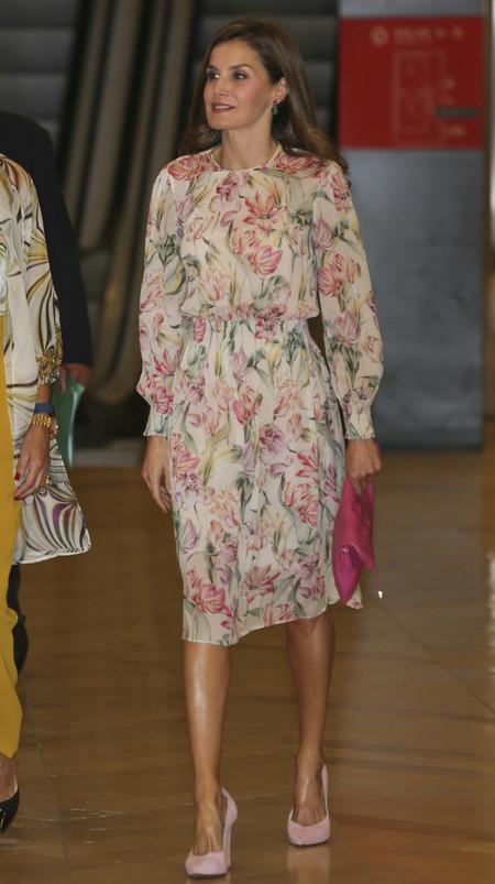 Dona Letizia Vestido De Zara