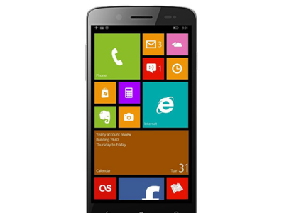Prestigio, otra que se apunta a Windows Phone