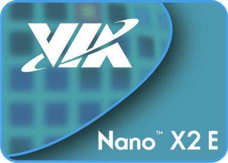 VIA Nano X2 E logo