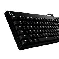El teclado gaming Logitech G610 Orion Brown, hoy en Amazon tiene precio de chollo, rebajado en más de 50 euros