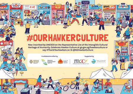 Hawker Singapur Patrimonio Humanidad