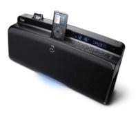 iLuv i399BLK, altavoces para iPod
