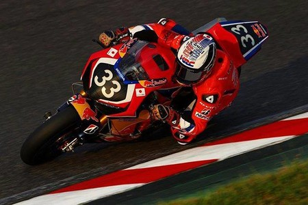 Patrick Jacobsen 8 Horas Suzuka