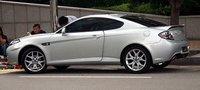 Nuevas fotos del Hyundai Coupé 2007