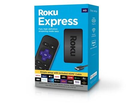 Roku Expres HD de oferta en Amazon México