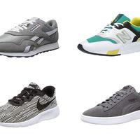 Chollos en tallas sueltas de zapatillas Reebok, Nike, Puma o New Balance por menos de 30 euros en Amazon