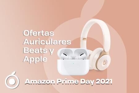 Beats Solo Pro rebajadísimos a 159,99 euros y otros auriculares de Beats by Dr. Dre y Apple de oferta por el Prime Day en Amazon