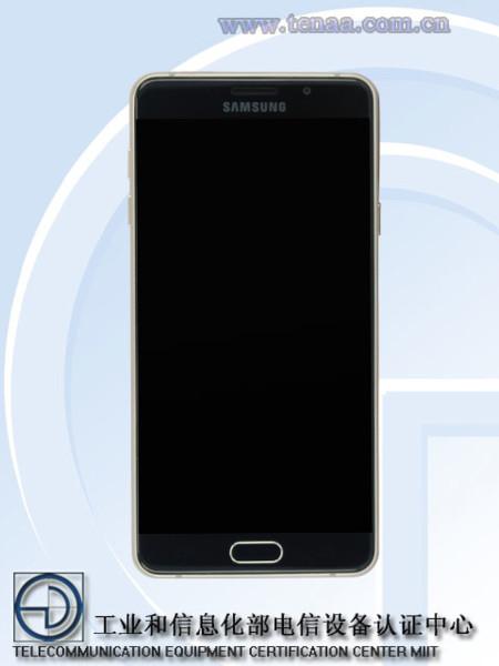 Samsung Galaxy A7 Sm A7100 Tenaa Front