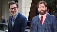 Zach Galifianakis protagonizará lo nuevo de Michel Hazanavicius