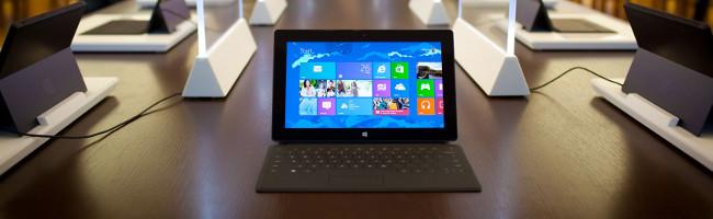 Surface Microsoft Store