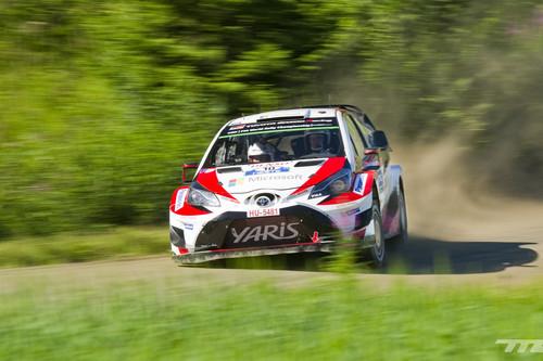 Mi primer rally: viviendo la victoria de Lappi y Toyota en Finlandia
