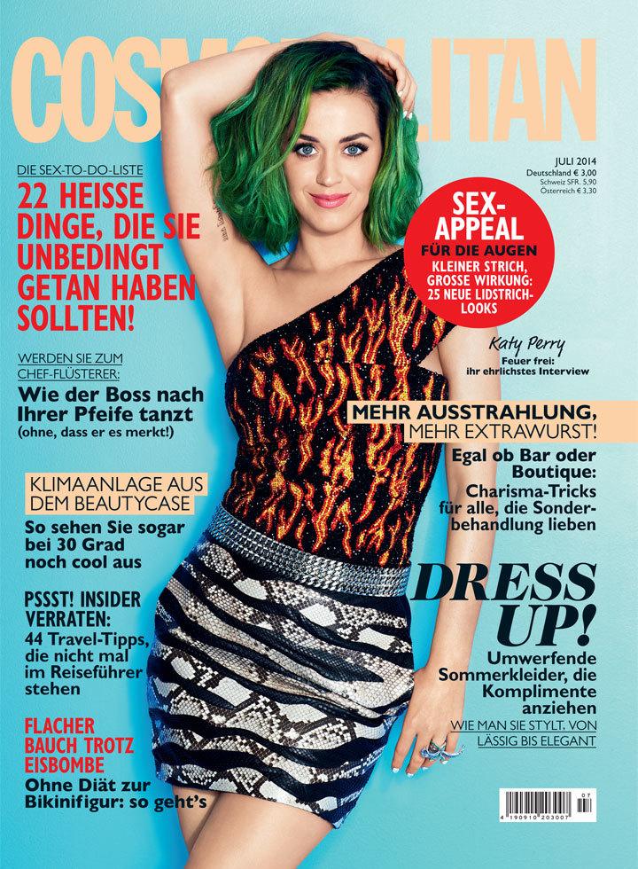 Foto de Katy Perry en Cosmopolitan (9/12)