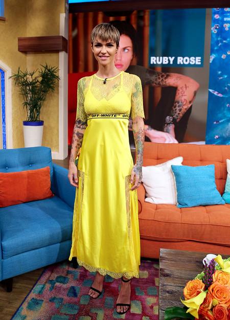 Ruby Rose Despierta America