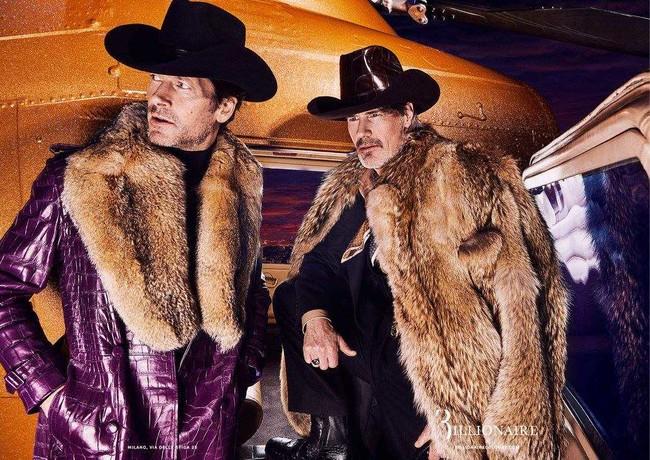 Billionaire Le Suma Lujo Al Estilo Cowboy Con Su Campana De Invierno