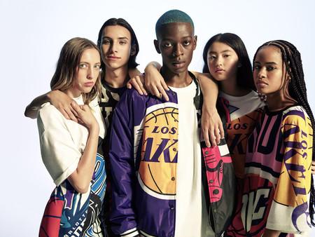Si eres fan de la NBA, de los Lakers o del baloncesto en general, la nueva colección Bershka x NBA se ha creado para ti
