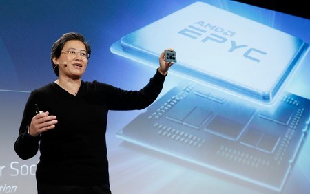 AMD nos prepara para un futuro prometedor: los 7 nm llegan a sus GPUs y CPUs, pero la protagonista es la arquitectura Zen 2