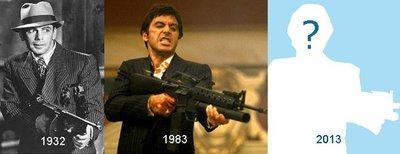 Podría rodarse una nueva versión, que no un remake, de 'Scarface'