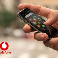 La diminuta Palm con Android llega a Vodafone: precios y tarifas