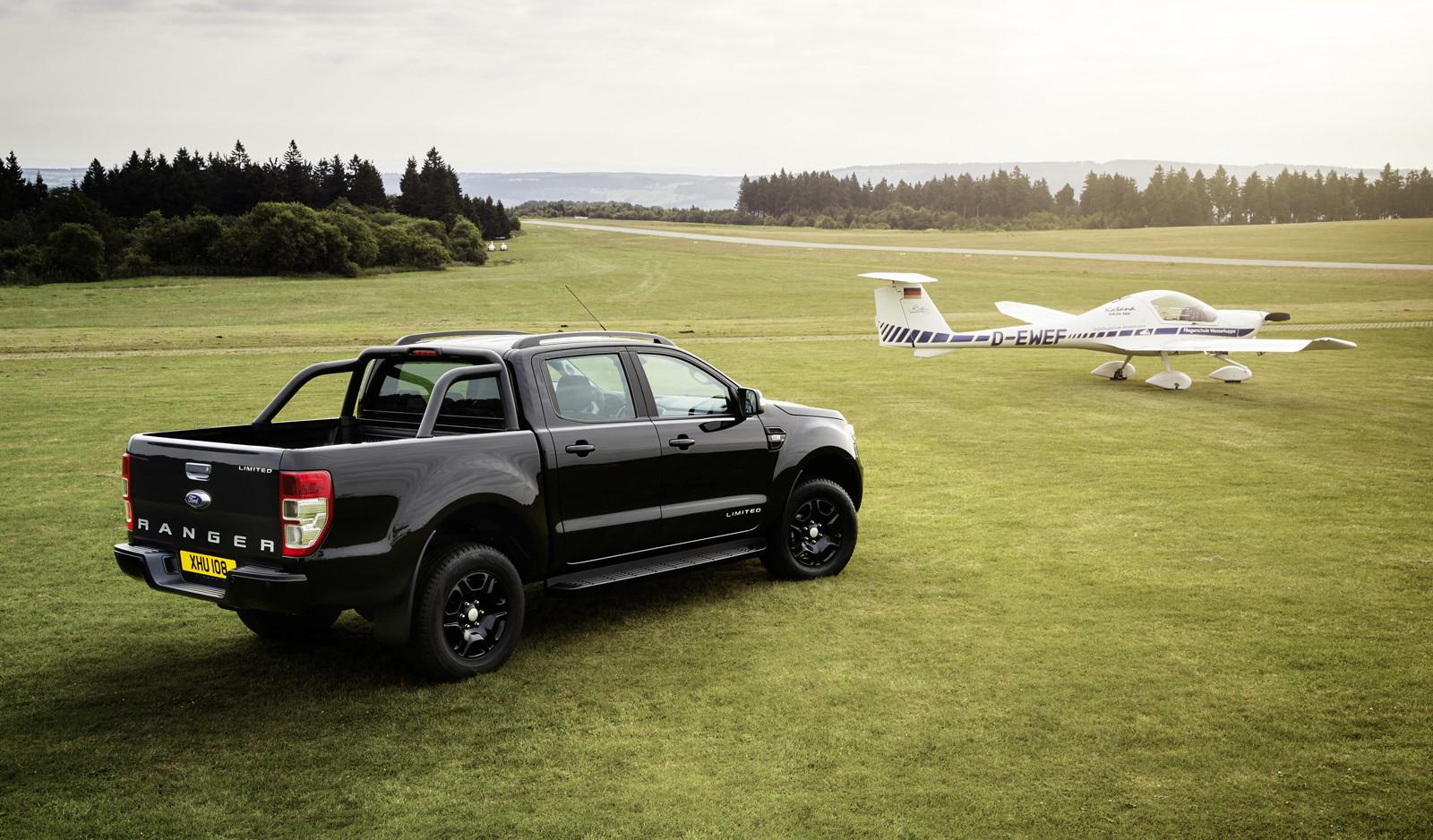 Foto de Ford Ranger Black Edition (2/6)