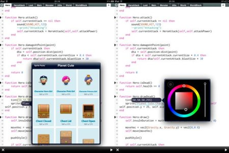 Codea Codify iPad