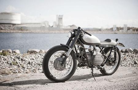 Moto Guzzi Falcone por Wrenchmonkees