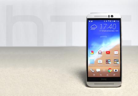 HTC One M9 análisis pantalla