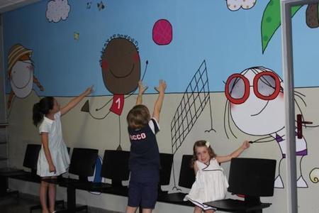 Los hospitales NISA también humanizan los espacios de atención pediátrica