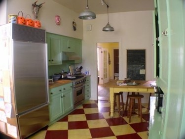 Aprovechar bien el espacio de tu cocina (I)