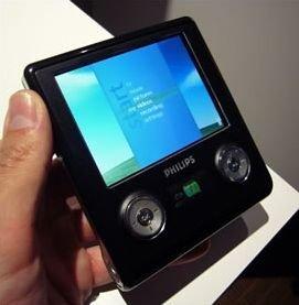 Philips PMC7230, PMP con una buena pantalla