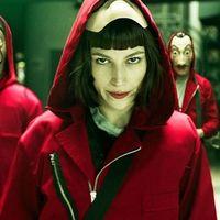 'La casa de papel' gana el premio Emmy Internacional a mejor serie dramática