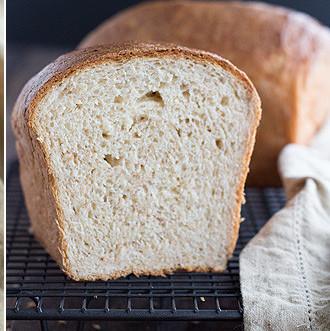Pan integral, receta para el Día Mundial del Pan